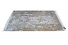 Коврик современный KASMIR HAZINE 0092 0,78Х1,5 Бежевый прямоугольник, фото 4