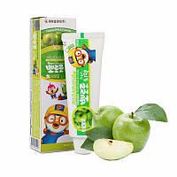 Зубная паста детская Яблоко Pororo Toothpaste For Kids Apple 90g