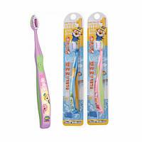 Зубная щетка для детей от 6 месяцев до 2 лет Pororo Toothbrush Step 1