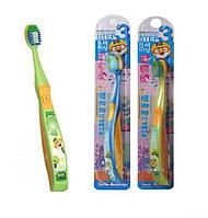 Зубная щетка для детей от 5 лет Pororo Toothbrush Step 3
