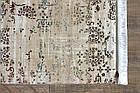 Коврик современный KASMIR HAZINE 0094 0,78Х1,5 Кремовый прямоугольник, фото 3