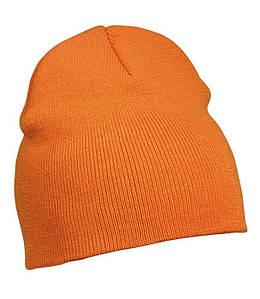 Шапка без отворота OC169 MORN Оранжевый