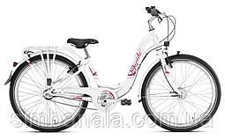 Велосипед Puky SKYRIDE 24-7 LIGHT  Shimano Nexus 7 (белый/white)