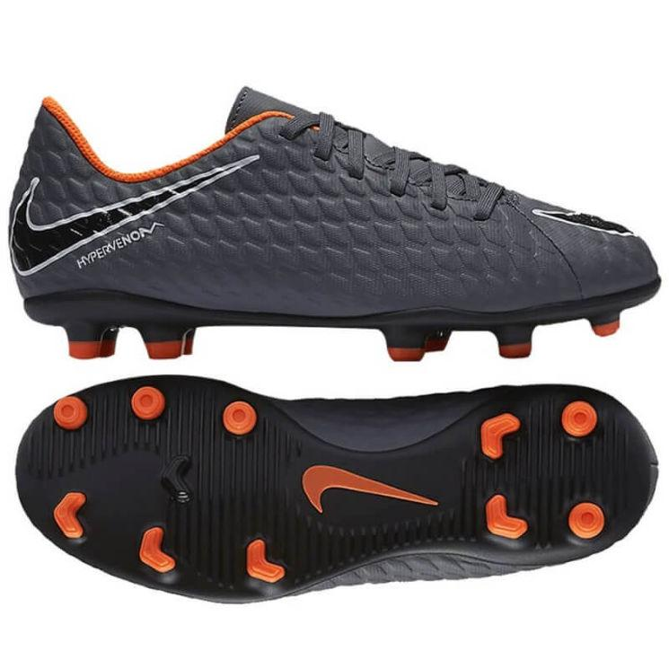 Бутсы футбольные Nike Hypervenom Phantom 3 Club FG