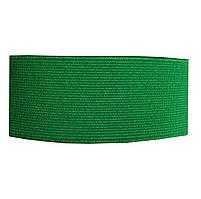 Резинка тканая 045мм цв зеленый (уп 25м) 3366 Укр-з