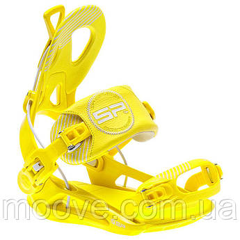 SP Bindings Fastec Private Yellow S