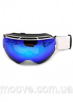 Sposune HX003-3 Matte White-Full Revo Blue