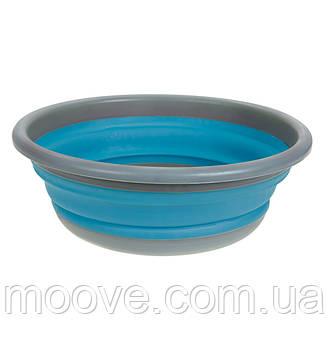 Summit Pop Large Round Bowl Blue/Grey