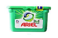 ARIEL Kaps 11 Żel Orginal Аріель 3в1 11шт, капсули для прання тканин