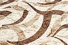 Коврик современный KASMIR NEPAL 0014 0,8Х1,5 КРЕМОВЫЙ овал, фото 2