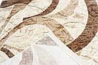 Коврик современный KASMIR NEPAL 0014 0,8Х1,5 КРЕМОВЫЙ овал, фото 3