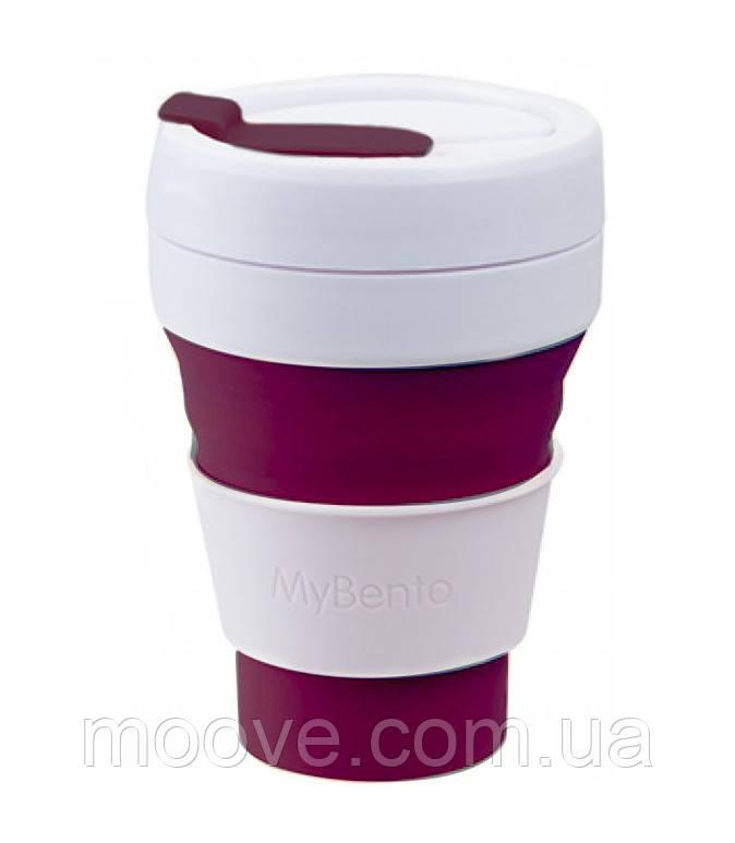 Summit MyBento Midi Pop Cup Berry 355 мл