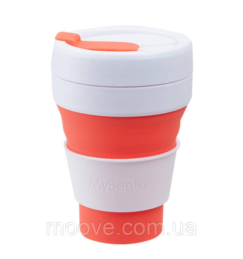 Summit MyBento Midi Pop Cup Pink 355 мл