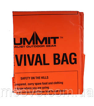 Summit Emergency Survival Bag 180 x 90 см