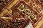Ковер антик KIRMAN 0320 2Х3 Коричневый прямоугольник, фото 3