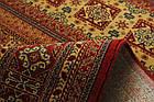 Ковер антик KIRMAN 0320 2Х3 Коричневый прямоугольник, фото 2