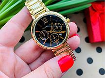 Часы женские МК черный