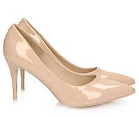Удобные и модные женские туфли HARVIE розовые