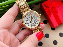 Часы женские МК белый