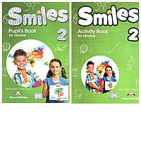 Smiles for Ukraine 2 Pupil s book + Activity book