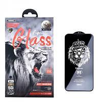 Защитное Стекло Remax Emperor Series 9D GL-32 for iPhone X/XS/11 Pro Black