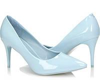 Удобные и модные женские туфли HARVIE Blue размер 37-41