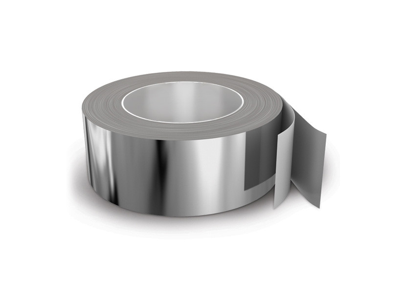 Лента алюминевая  48 мм*50 ярд. (65 мкм)