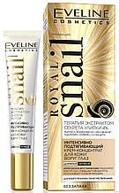 Крем концентрат для кожи вокруг глаз «Royal Snail» Eveline Cosmetics, 20 мл, Эвелин