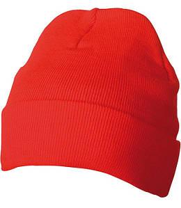 Шапка Thinsulate  MBRD Светло Красный