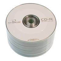Диск Titanum  CD-R 700Mb 52xbulk 50
