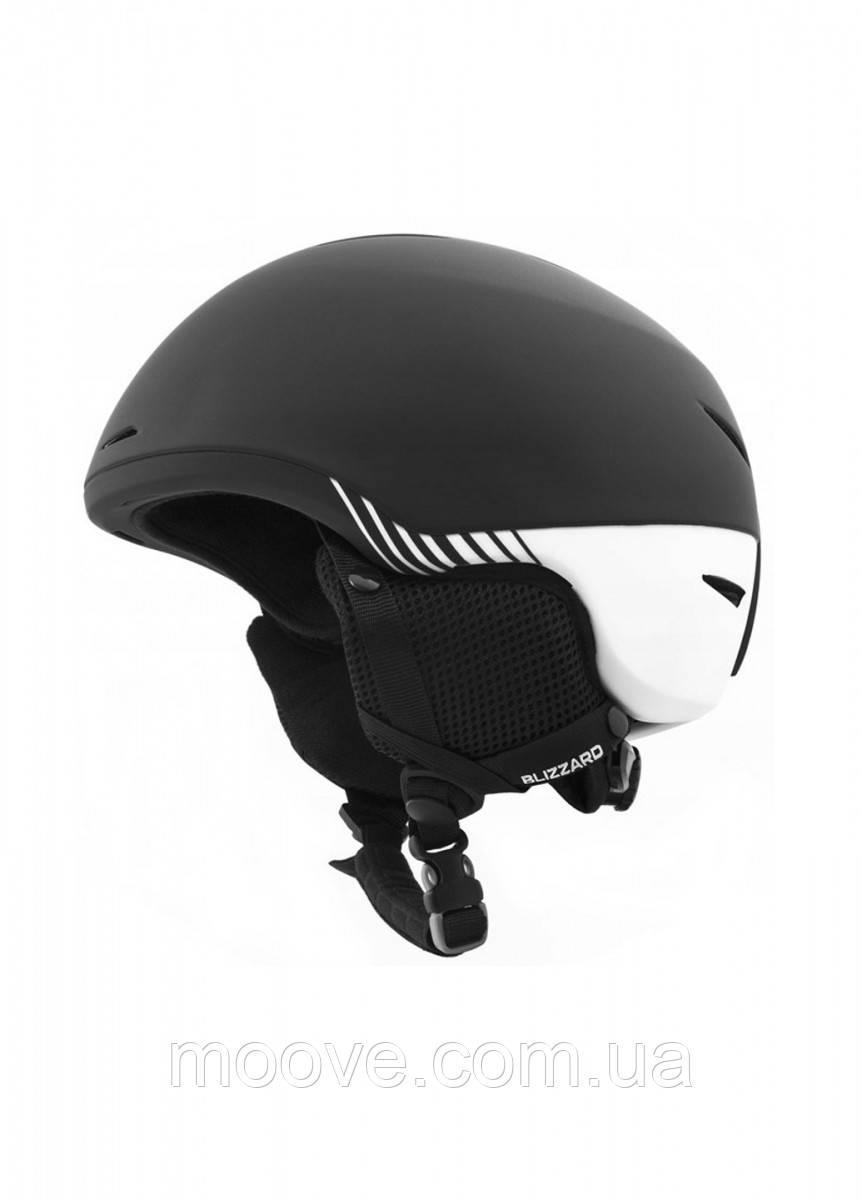 Blizzard Speed Helmet black matt/white matt 56-59