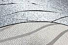 Коврик рельефные LUNA 2460a 0,8Х1,5 Черный овал, фото 2