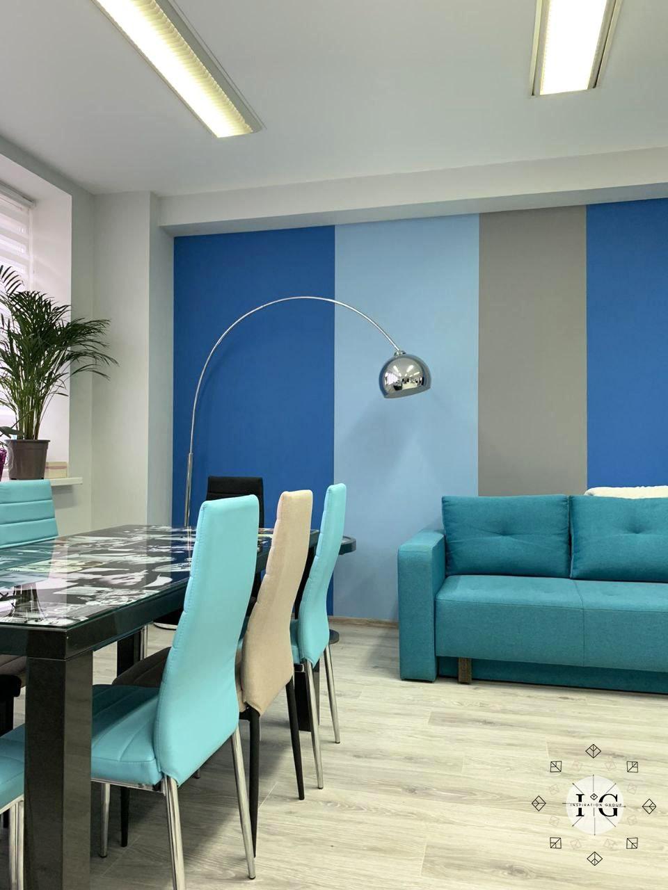 Войлочные панели для офисов и кабинетов