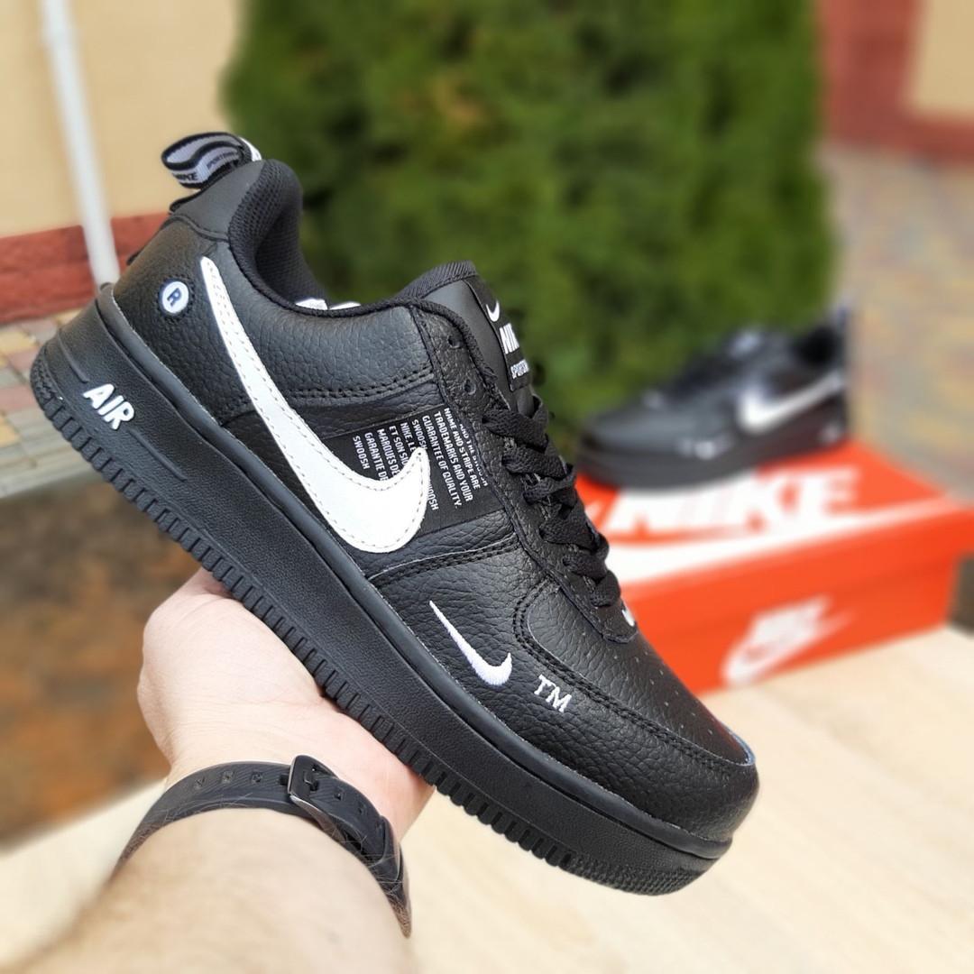 Кроссовки мужские Nike Air Force 1 LV8 черные