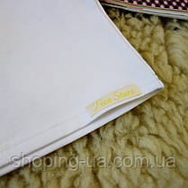 Детская футболка белая с цветной надписью Five Stars KD0305-110p, фото 3