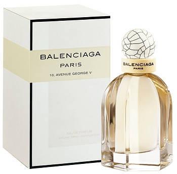 Оригинал Balenciaga Paris 10 Avenue George V 75ml Женский Парфюм Баленсиага Париж 10 Авеню Джордж 5