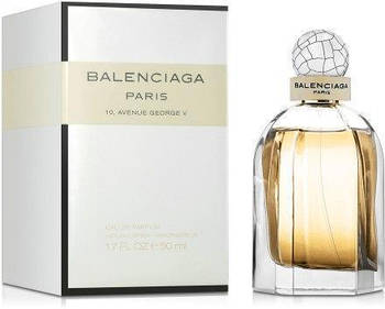 Оригинал Balenciaga Paris 10 Avenue George V 50ml Женские Духи Баленсиага Париж 10 Авеню Джордж V