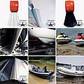 Защита киля (днища) пластиковой лодки, RIB или гидроцикла АрморКиль (ArmorKeel) - Инструкция по установке и использованию.