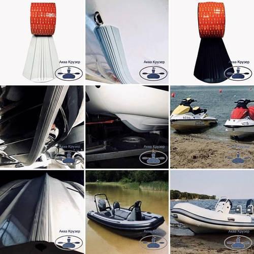 Захист кіля (днища) пластикової човни, RIB або гідроцикла АрморКиль (ArmorKeel) - Інструкція по установці і використанню.