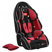 Автокресло универсальное G 1699 цвет чёрно-красный (9-36 кг)