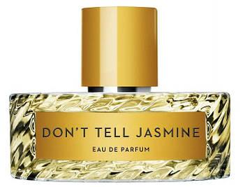 Оригинал Vilhelm Parfumerie Don't Tell Jasmine 18ml Вильгельм Парфюмери Не говори Жасмин Тестер