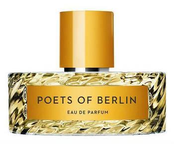 Оригинал Vilhelm Parfumerie Poets Of Berlin 18ml Вильгельм Парфюмери Поетс оф Берлин