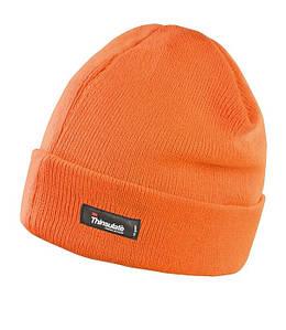 Шапка зимняя Thinsulate  RCOR Оранжевый