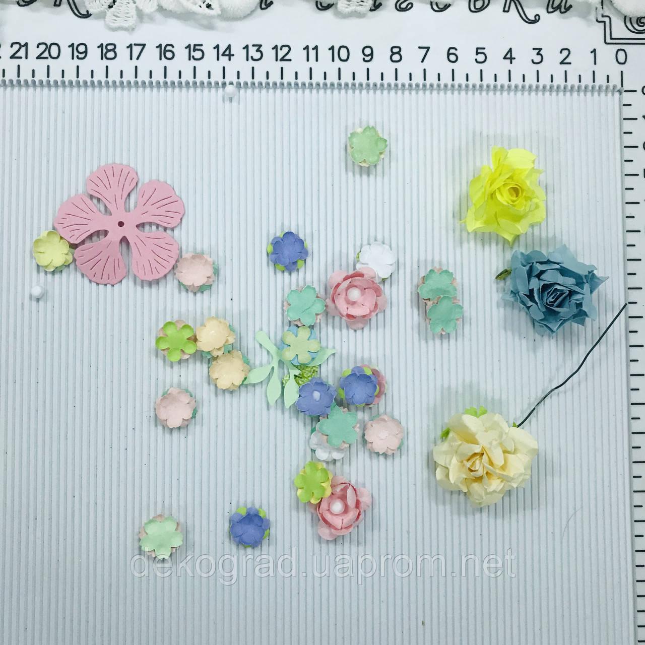 Набор неликвидных цветов