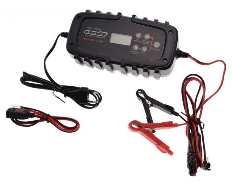 Зарядка АКБ WM 6,5A 6-12V AA0010