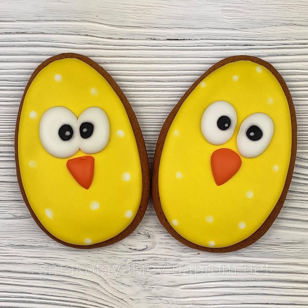 """Пряник """"Яйцо пасхальное"""""""
