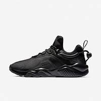 Мужские кроссовки Nike Air Huarache City Move All Black Реплика