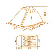 Палатка Кемпинг Airy 2, фото 2