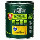 Імпрегнат лак тонуючий захисний для деревини V04 Vidaron ГОРІХ ГРЕЦЬКИЙ 4,5л, фото 3
