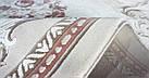 Ковер современная классика MIRADA 0121A 1,6Х2,3 БЕЖЕВЫЙ прямоугольник, фото 2